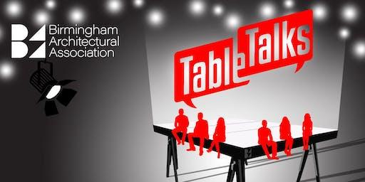 Table Talks Birmingham Symphony Hall