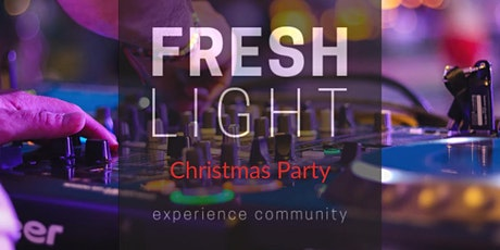 Fresh Light Christmas Party tickets
