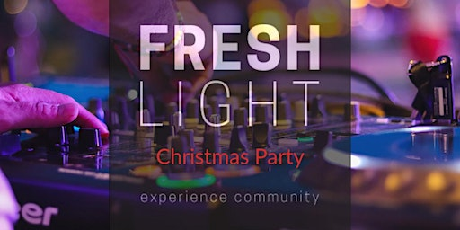 Fresh Light Christmas Party