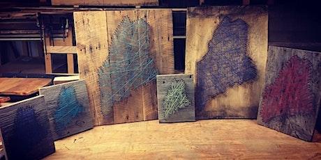String Art Workshop tickets