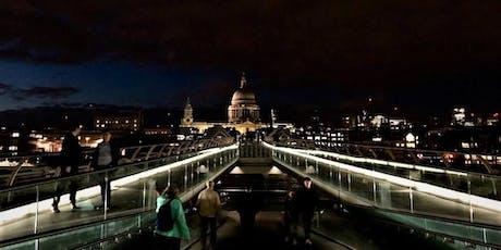 Photo Walk at Night: City of London tickets
