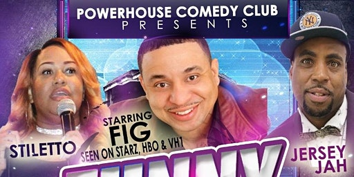 The Funny As Hell Comedy Show