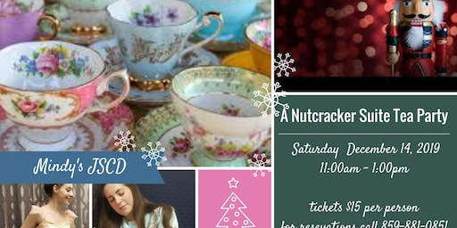 Nutcracker Suite Tea Party