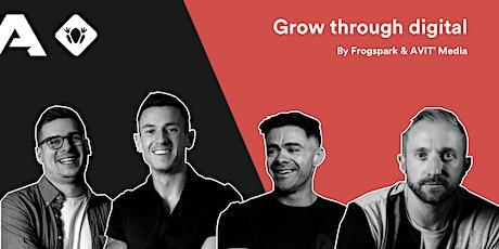 GROW THROUGH DIGITAL #4 tickets