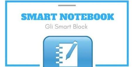 Corso sul software Smart Notebook biglietti