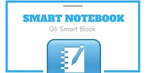 Corso sul software Smart Notebook