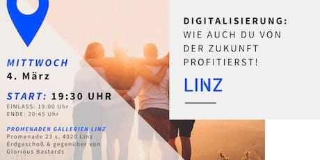 DIGITALISIERUNG: Wie Auch Du Von Der Zukunft Profitierst! Tickets