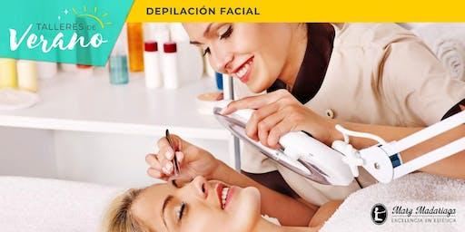 Taller de Depilación Facial
