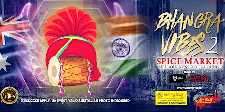 Bhangra Vibes 2 tickets