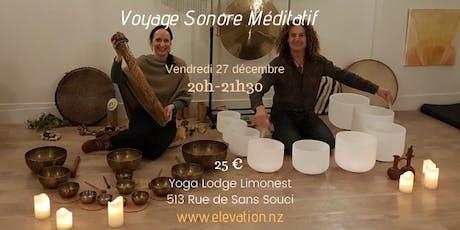 Voyage Sonore Méditatif tickets