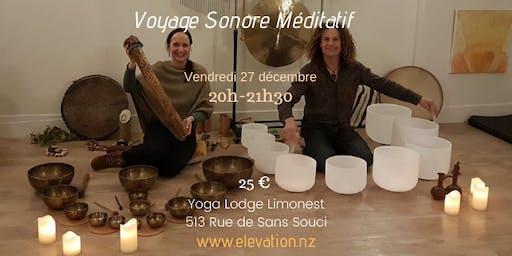 Voyage Sonore Méditatif