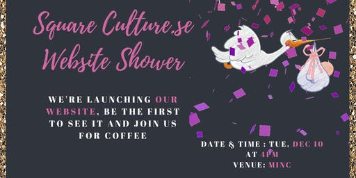 Website Shower of Square Culture