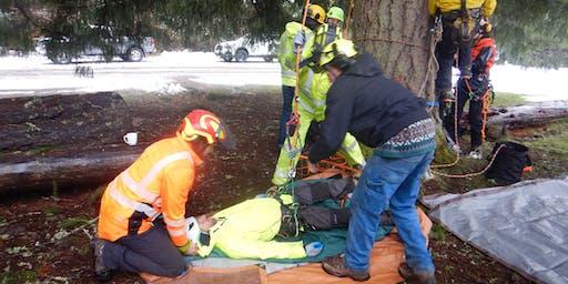 Aerial Rescue Training (WFA for Arborists Prerequisite)