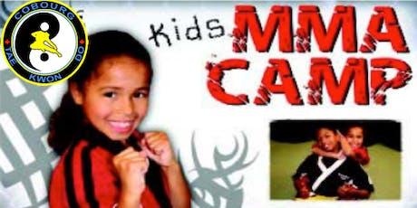 KIDS MMA CAMP tickets