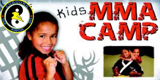 KIDS MMA CAMP