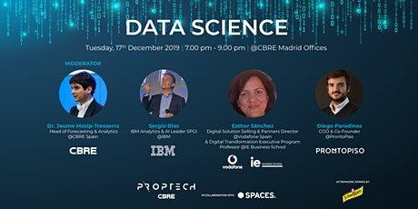 Data Science Afterwork tickets