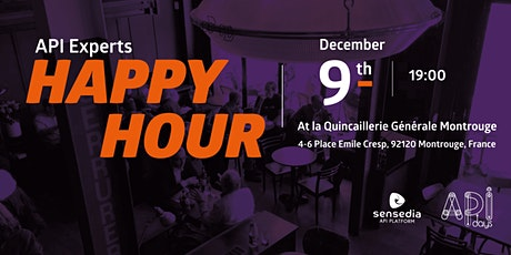 API Experts Happy Hour billets
