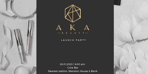 AKA Beauty Launch Party - the melanin beauty subscription box service