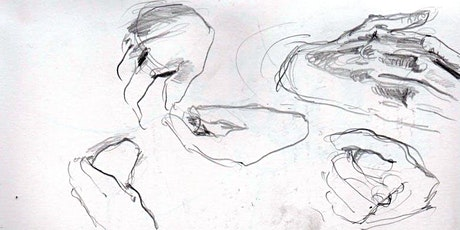 MASTERING HANDS AND FEET: Life Drawing tickets