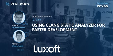 C++: Using Clang Static Analyzer for faster development tickets