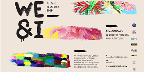 WE&I ArtFest 2019 tickets