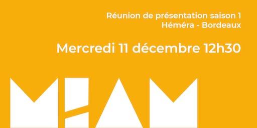 Miam - présentation de l'accélérateur Foodtech