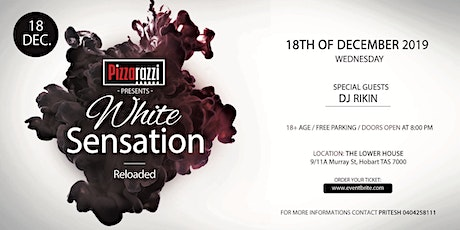 White Sensation Reloaded tickets