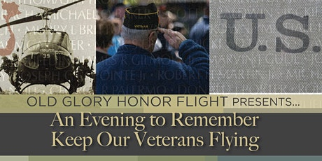 2020 An Evening to Remember: Keep Our Veterans Flying tickets