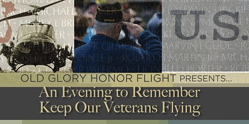 2020 An Evening to Remember: Keep Our Veterans Flying