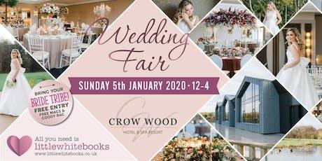 Crow Wood Hotel Wedding Fair tickets