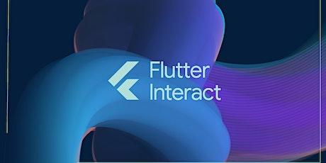 Google Flutter Interact '19  #GDG Roma TheCmmBay  & DevC Roma biglietti