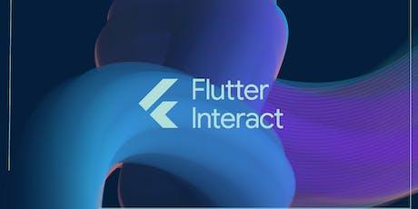 Google Flutter Interact '19  ROMA biglietti