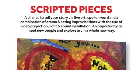 Live Art & Drama- Scripted Pieces Creative ARTS Workshop tickets