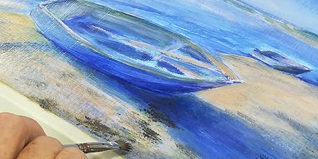 Paint Away - Capturing your Holidays on Canvas tickets