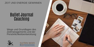 Bullet Journal Coaching - Persöhnlichkeitsentwicklung und Zeitmanagement