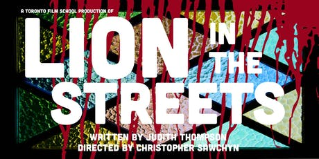 Lion in the Streets tickets