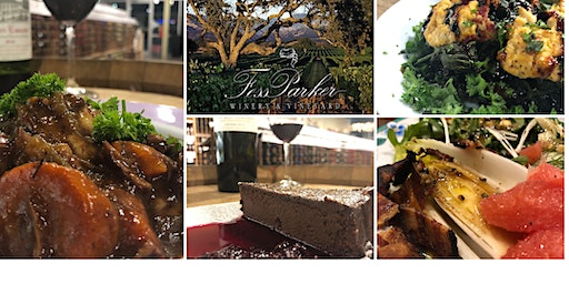 Fess Parker Winery Wine Dinner featuring Chef Regan Stachler