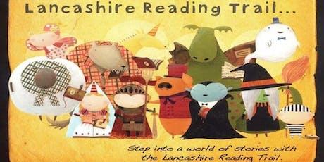 Christmas Lancashire Reading Trail (Brierfield) #xmasfun tickets