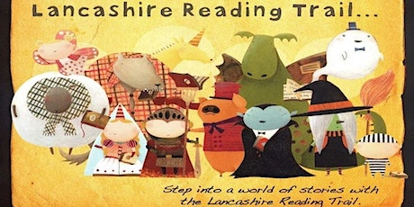 Christmas Lancashire Reading Trail (Brierfield) #xmasfun tickets