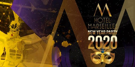 New Years Eve 2020 Backyard Party at the Marseilles Hotel tickets