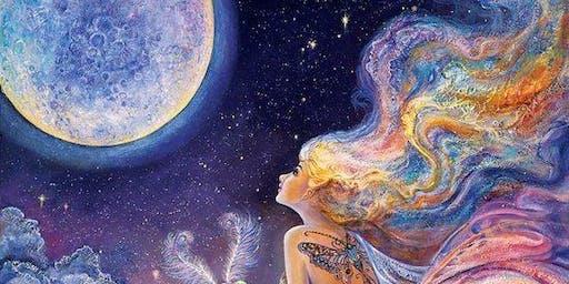 Full Moon Sound Bath with Movida Oils--Long Beach