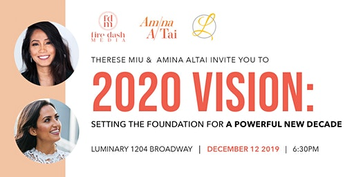 ILLUMINATION SESSION: SETTING THE FOUNDATION FOR A POWERFUL NEW DECADE