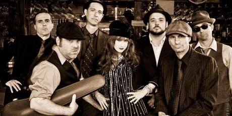Roberta Donnay & The Prohibition Mob Band tickets