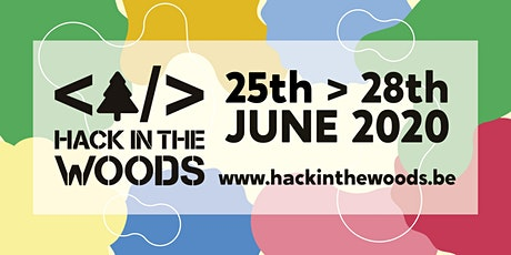Hack in the Woods 2020 tickets