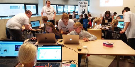 CoderDojo Dilsen-Stokkem - 21/12/2019 tickets