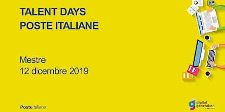 Talent Day Poste Italiane / Mestre biglietti