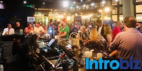 Introbiz Christmas Party At Revolucion De Cuba tickets