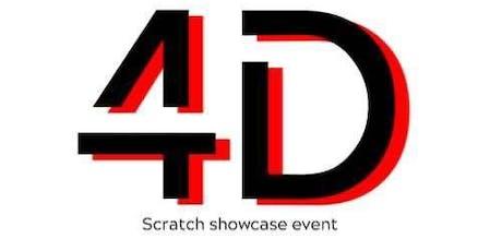4D Scratch Showcase Event tickets
