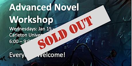 Advanced Novel Workshop  tickets