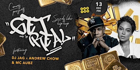 Get Real (90s & 2000s Hip Hop x RnB) tickets